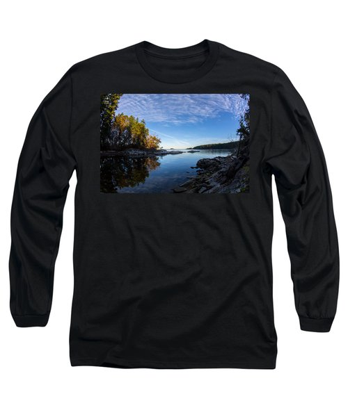 Fish Eye View Long Sleeve T-Shirt