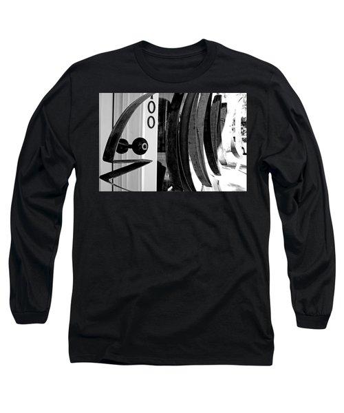 Fishbone Long Sleeve T-Shirt