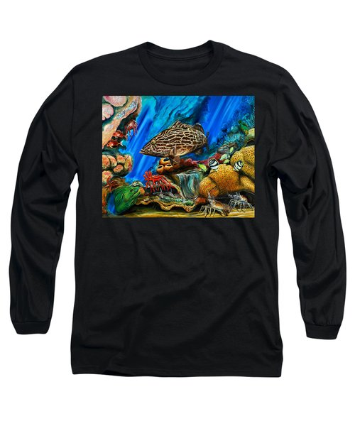 Fishtank Long Sleeve T-Shirt