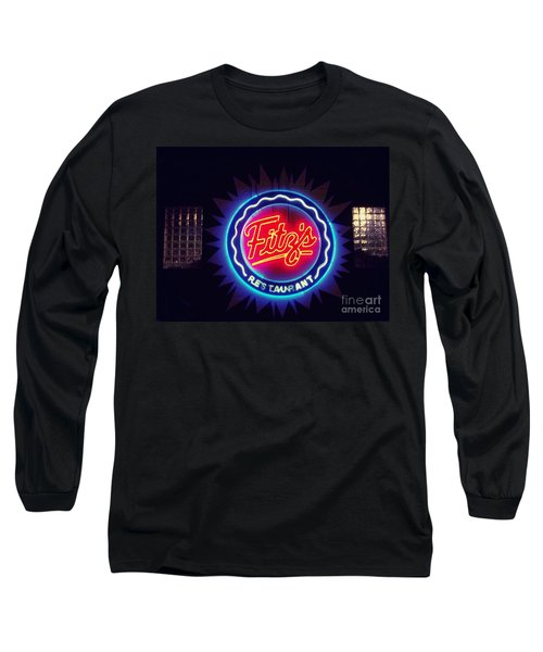 Fitz's Restaurant 2 Long Sleeve T-Shirt