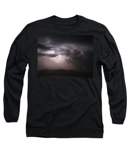 Flashes Of Lightening Long Sleeve T-Shirt