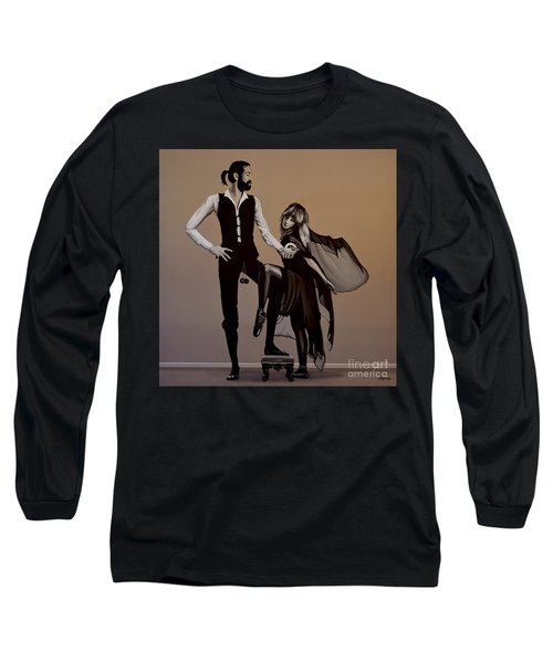 Fleetwood Mac Rumours Long Sleeve T-Shirt
