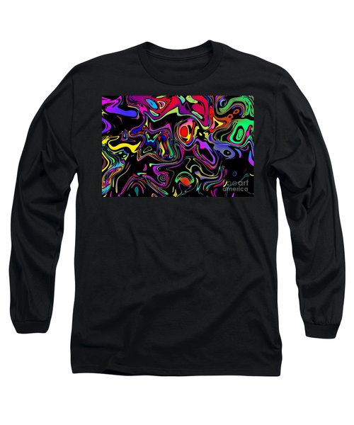 Flerb Long Sleeve T-Shirt by Mark Blauhoefer