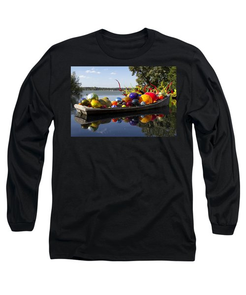 Float Boat Long Sleeve T-Shirt