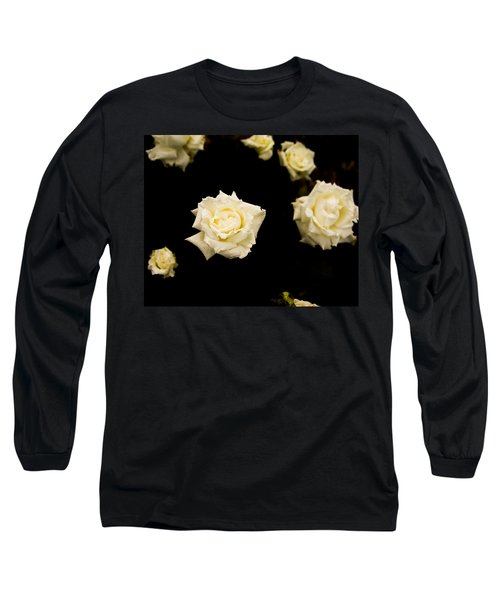 Floating In Darkness Long Sleeve T-Shirt