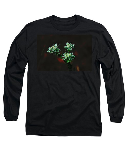 Floating Petals Long Sleeve T-Shirt