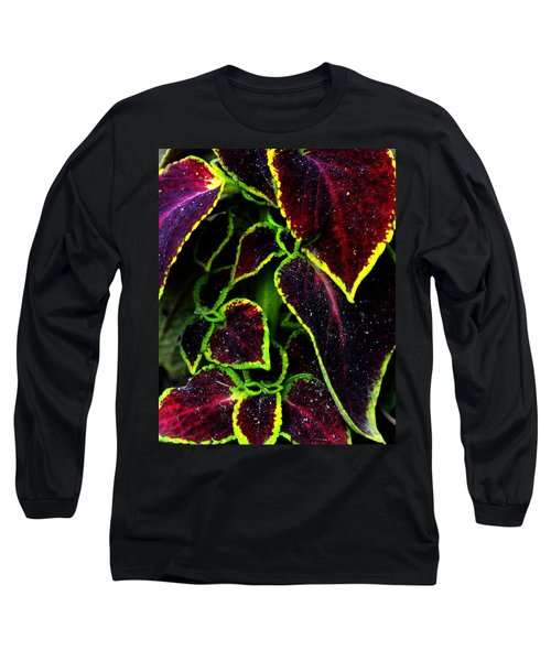 Flora Psychadelica Long Sleeve T-Shirt