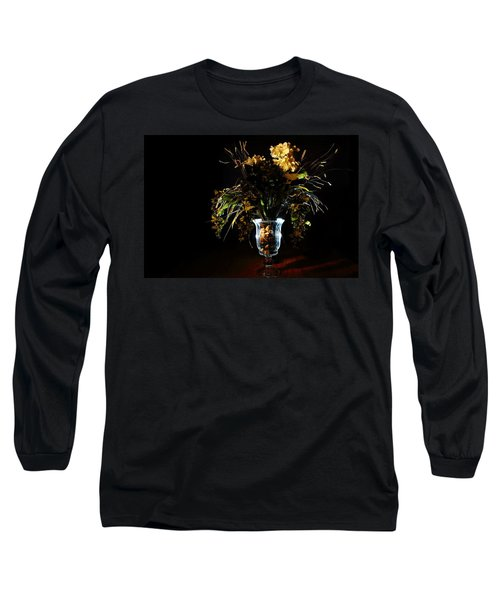 Long Sleeve T-Shirt featuring the photograph Floral Arrangement by David Andersen
