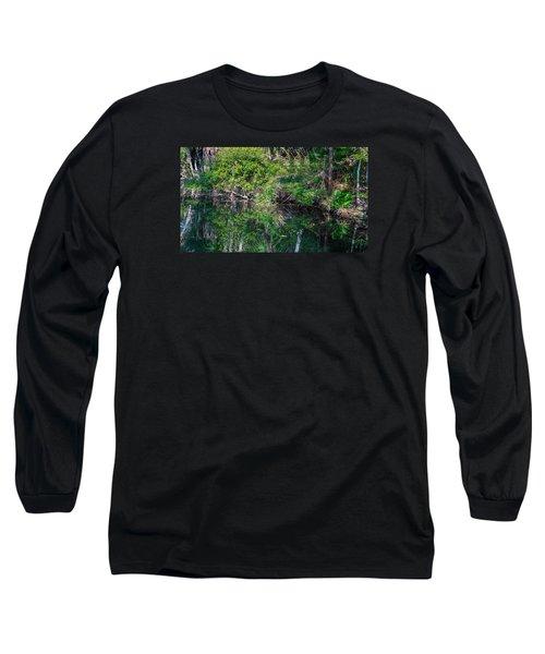 Florida River Long Sleeve T-Shirt