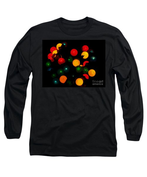 Flower Light Bunch Long Sleeve T-Shirt