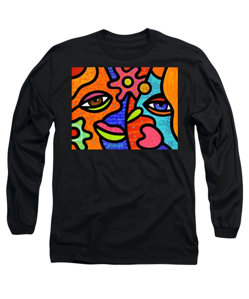 Flower Market Long Sleeve T-Shirt