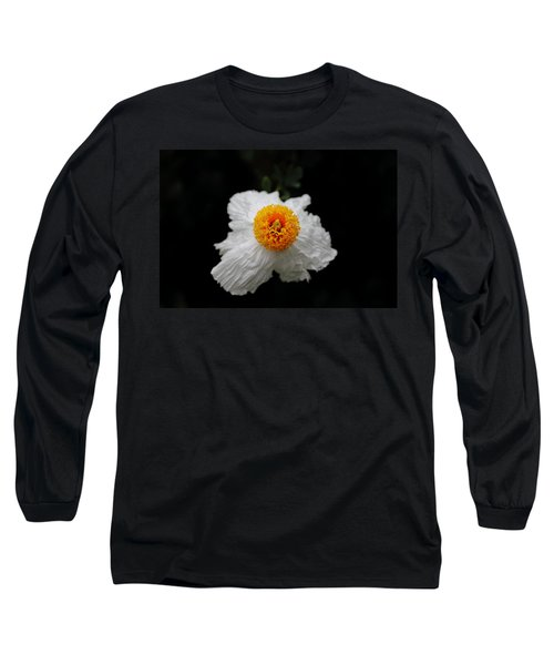 Flower Sunny Side Up Long Sleeve T-Shirt