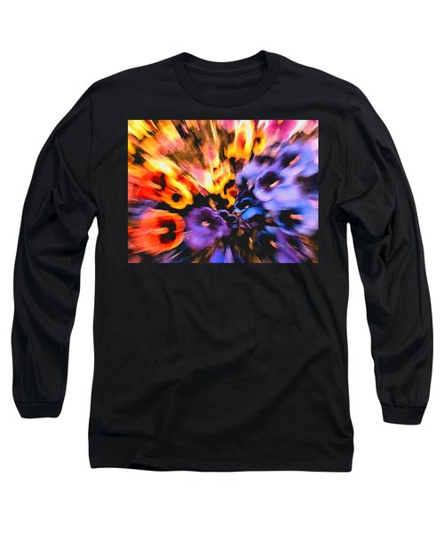 Flower Trip Long Sleeve T-Shirt
