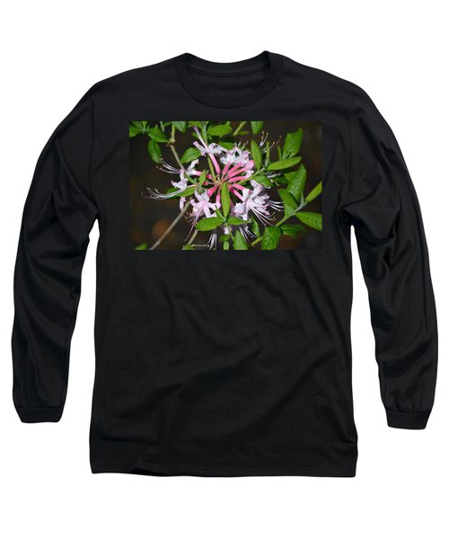 Long Sleeve T-Shirt featuring the photograph Flower Wheel by Tara Potts