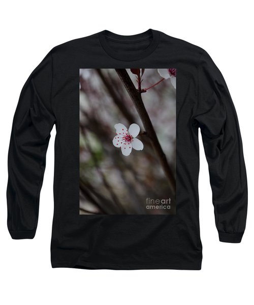 Flowering Plum 3 Long Sleeve T-Shirt
