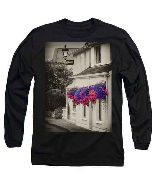 Flowers In Cashel Long Sleeve T-Shirt
