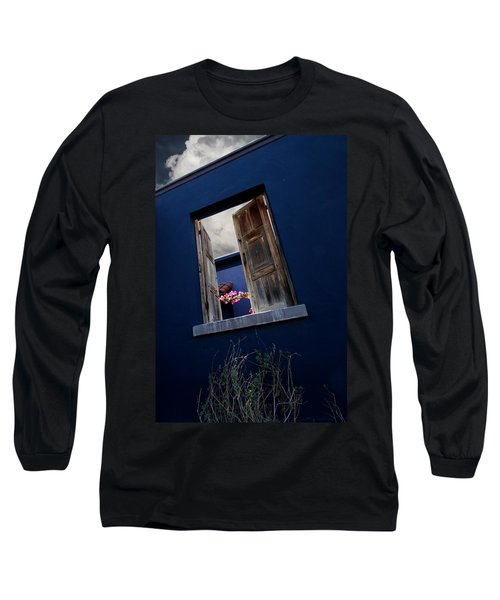 Flowers In The Presidio Long Sleeve T-Shirt