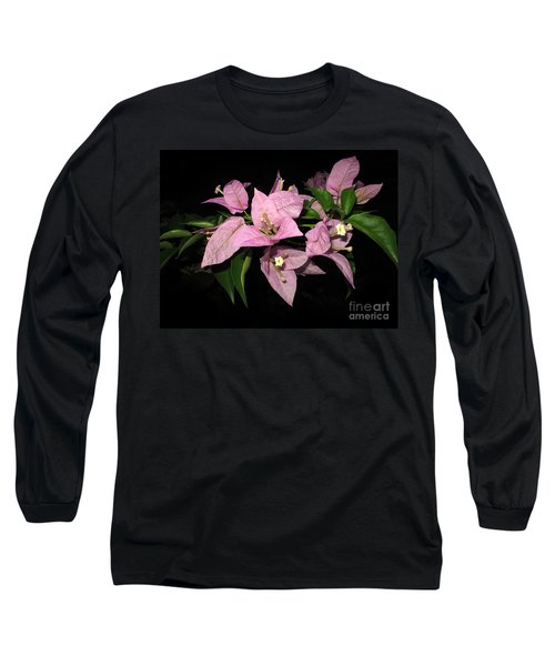 Flowers Island Lembongan Long Sleeve T-Shirt by Sergey Lukashin