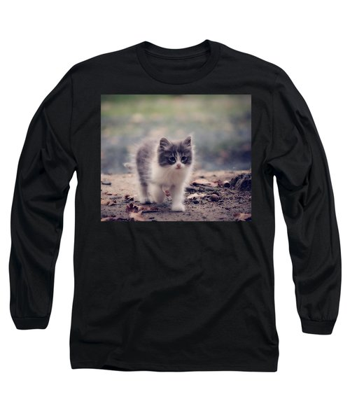 Fluffy Cuteness Long Sleeve T-Shirt