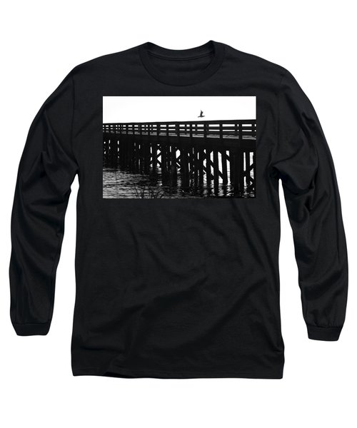 Long Sleeve T-Shirt featuring the photograph Fly Away by Sonya Lang