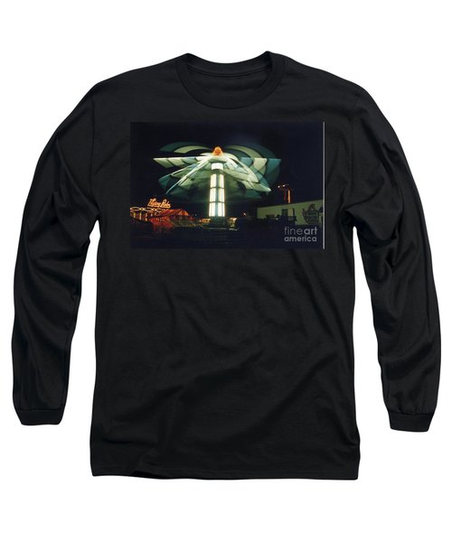 Flying  Bob Long Sleeve T-Shirt