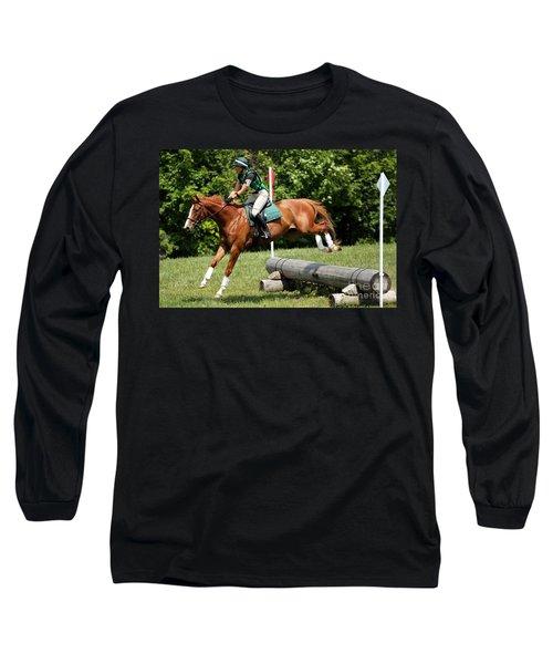 Flying Chestnut Long Sleeve T-Shirt