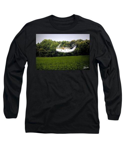 Flying Low Long Sleeve T-Shirt