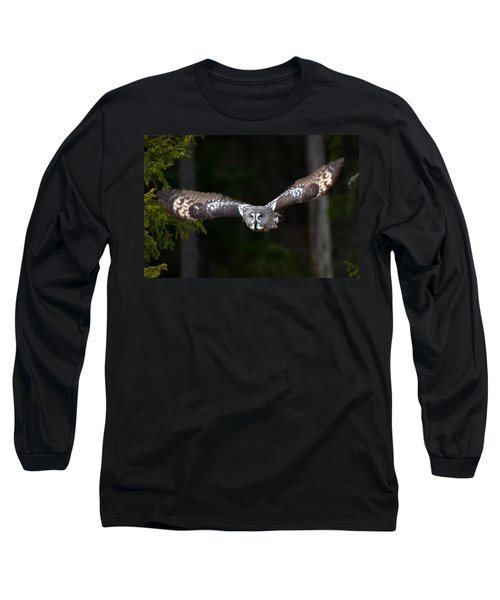 Focus On The Target Long Sleeve T-Shirt