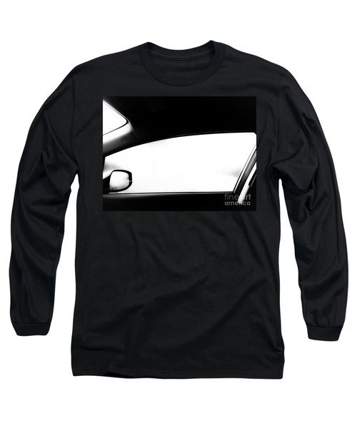 Foggy Window Long Sleeve T-Shirt