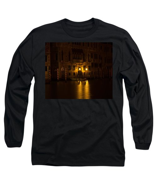 Follow Me Across The Water And Time Long Sleeve T-Shirt