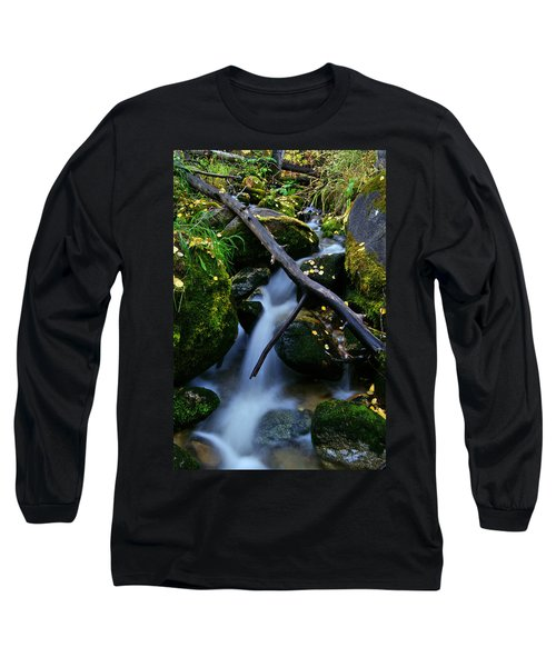 Long Sleeve T-Shirt featuring the photograph Follow Me by Jeremy Rhoades