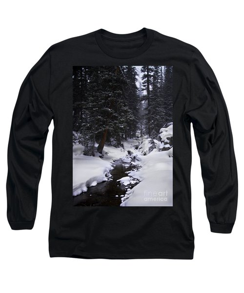 Follow The Creek Long Sleeve T-Shirt