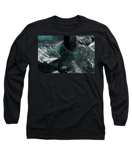 Long Sleeve T-Shirt featuring the photograph Follow The Tao by Lauren Radke