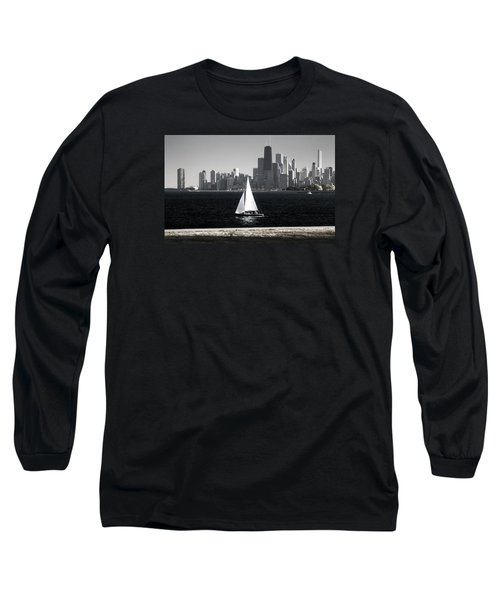 Long Sleeve T-Shirt featuring the photograph Follow Your Dream by Milena Ilieva