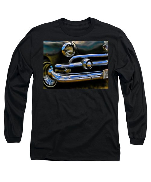 Ford Hot Rod Long Sleeve T-Shirt