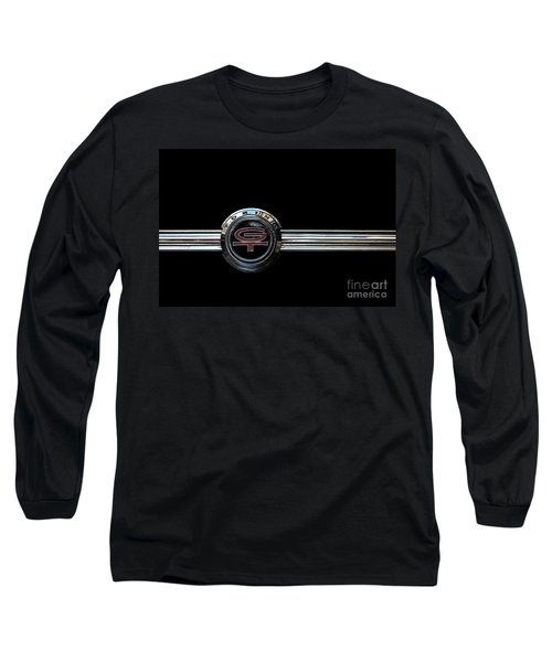 Ford Torino G.t.390 Long Sleeve T-Shirt