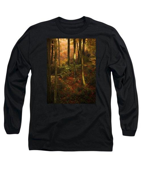 Forest Deep No. 2 Long Sleeve T-Shirt