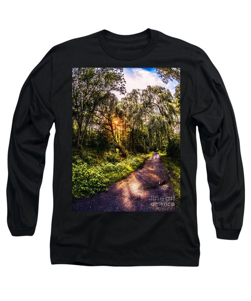Forest Track Long Sleeve T-Shirt
