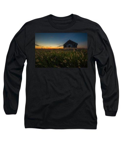 Forgotten On The Prairie Long Sleeve T-Shirt
