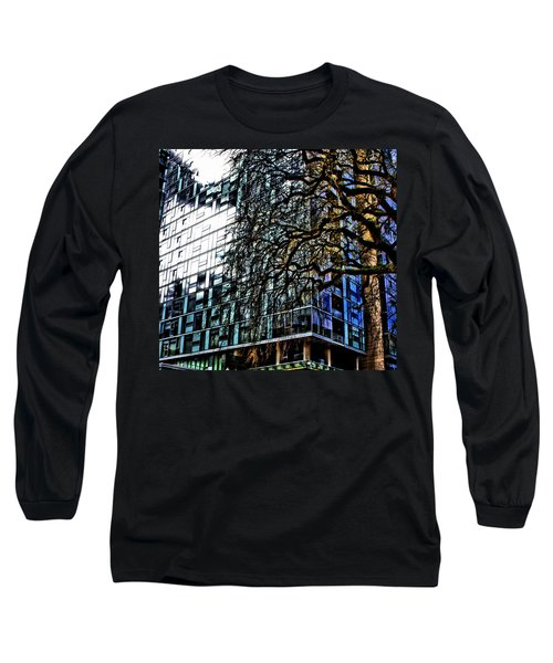 Form V. Function Long Sleeve T-Shirt by Terence Morrissey