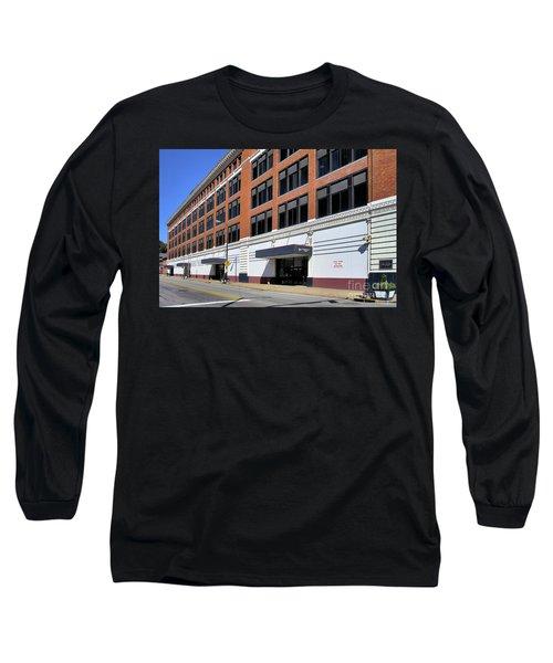 Former Penn Traffic Bldg - Johnstown Pa Long Sleeve T-Shirt