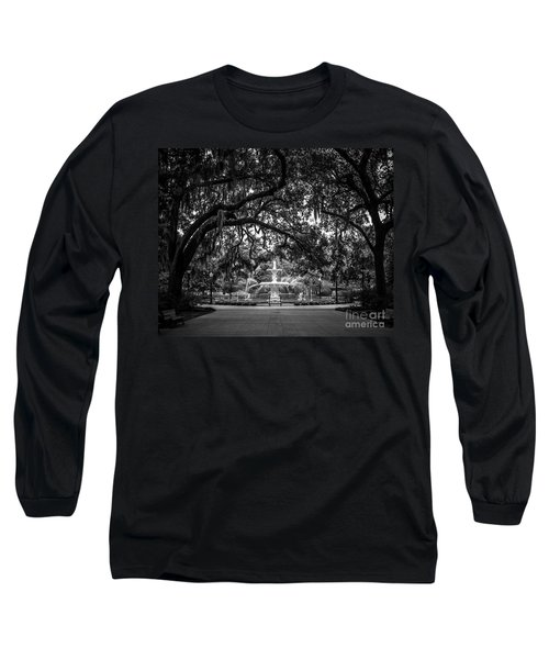 Forsyth Park Long Sleeve T-Shirt by Perry Webster