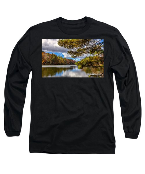 Fort Mountain State Park Long Sleeve T-Shirt