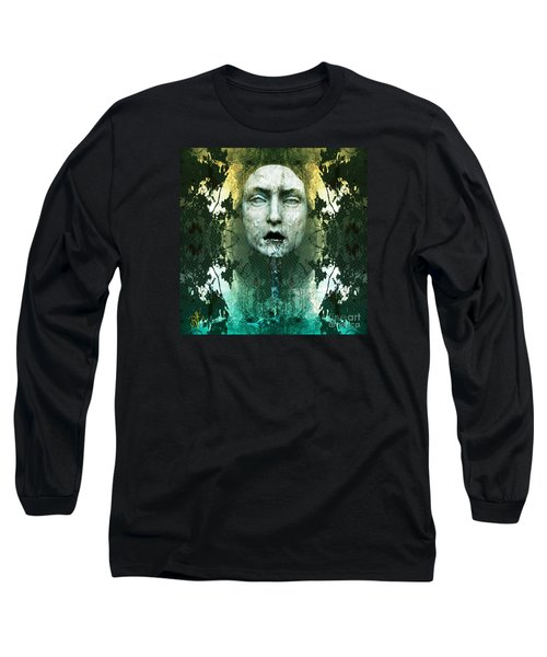 Fountainhead Dream Long Sleeve T-Shirt by Rosa Cobos