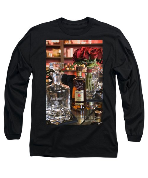 Four Roses Single Barrel - D008612 Long Sleeve T-Shirt