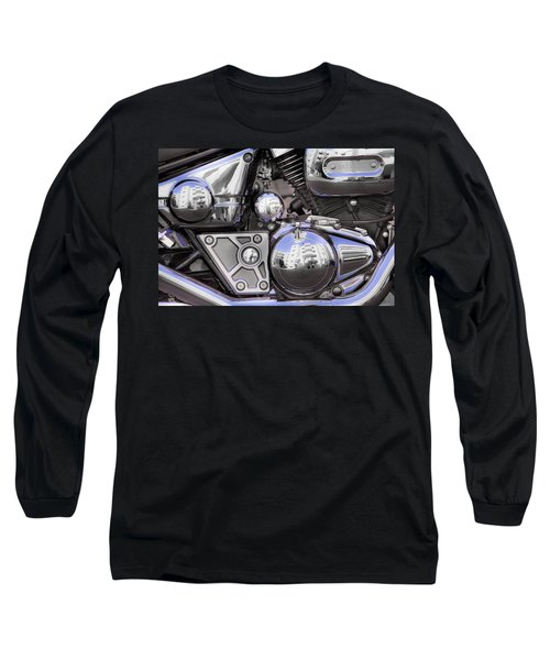 Four-stroke Long Sleeve T-Shirt