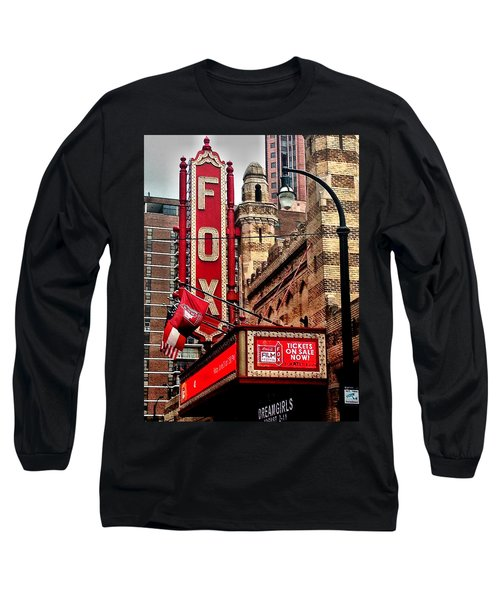 Fox Theater - Atlanta Long Sleeve T-Shirt