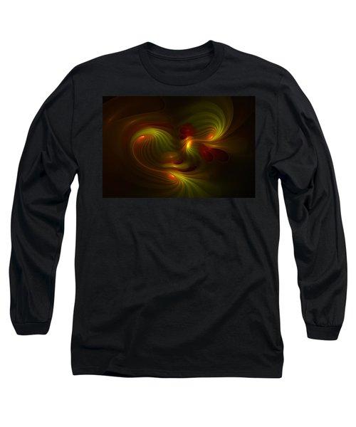 Foxhole Fysix -- Kinesia Long Sleeve T-Shirt