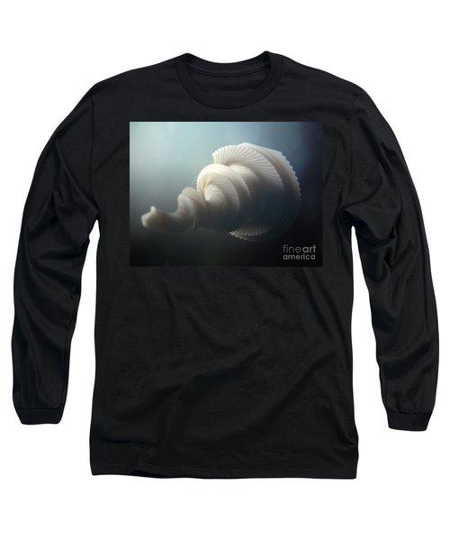 Fractal Seashell  Long Sleeve T-Shirt