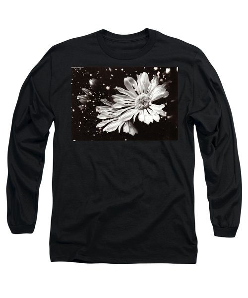 Fractured Daisy Long Sleeve T-Shirt